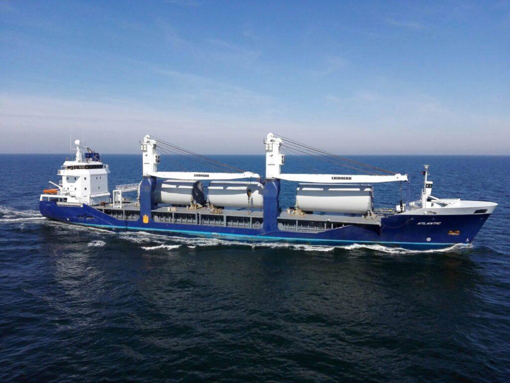 Sea-VSat Shipping